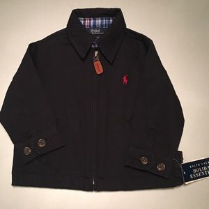 NWT: Polo by Ralph Lauren Canvas Jacket